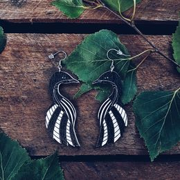 Soul Bird -earrings