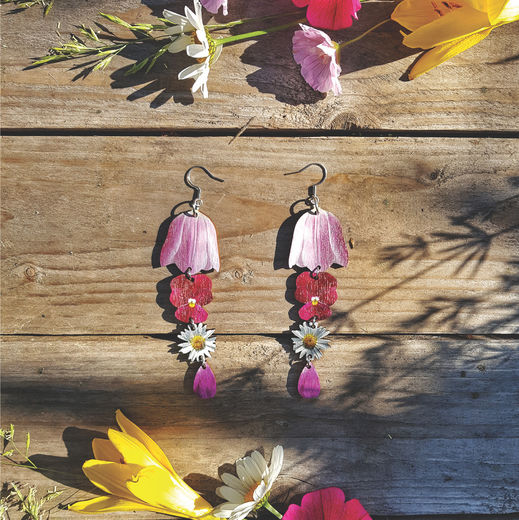 Summertime -earrings