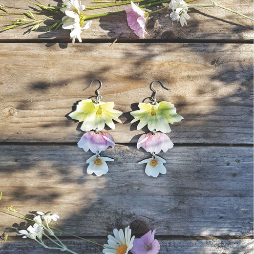 Summer Dreams -earrings